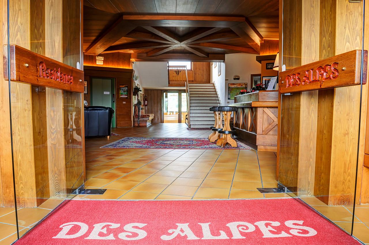 Residence des alpes altopiano di asiago for Altopiano di asiago appartamenti vacanze